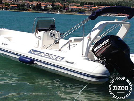 Maestral 555 2011 Speedboat