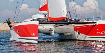 Catamarano TS 42 2016