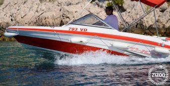 Speedboat Tahoe Q4 Sport 2009