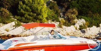 Speedboat Bryant 23 2008