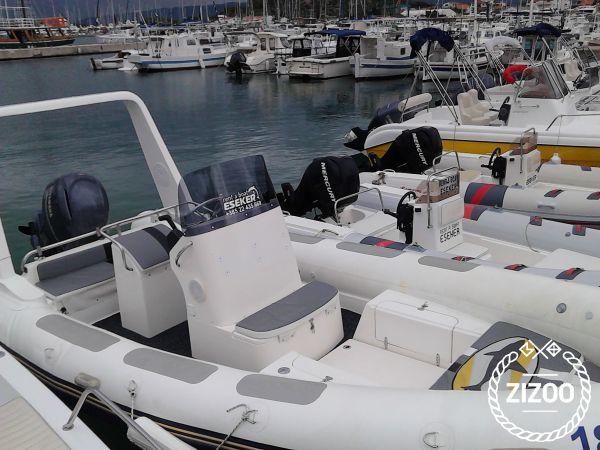 Dafman 680 2012 Speedboat