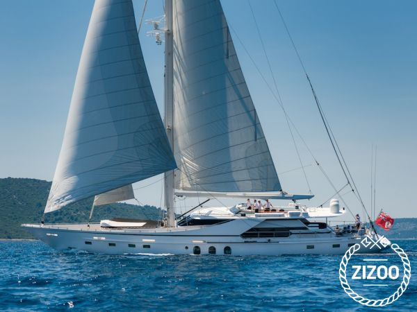 Jongert Sedate Luxury Yacht 1989 Sailboat