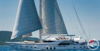 Sailboat Jongert Sedate Luxury Yacht 1989