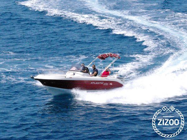 Atlantic Marine atlantic 550 2009 Motor boat