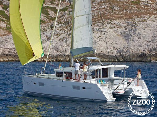 Lagoon 400 S2 2015 Catamaran