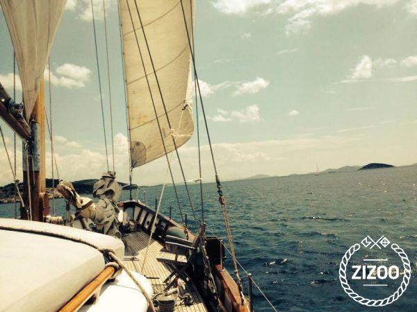 Craglietto 75 feet Lux. Cabin 1965 Sailboat