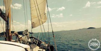 Sailboat Craglietto 75 feet Lux. Cabin 1965