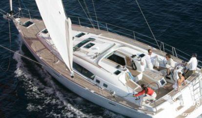 Sailboat Beneteau Oceanis 50 (2010)