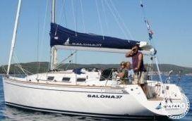 Sailboat Salona 37 2008