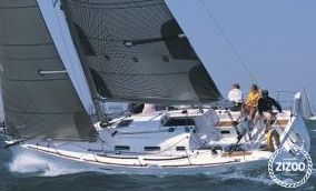 Sailboat Beneteau First 36.7 2002