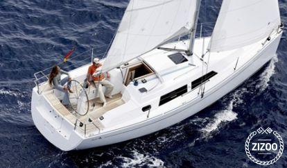 Sailboat Hanse 320 (2008)