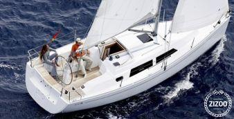 Sailboat Hanse 320 2008