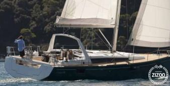 Sailboat Beneteau Oceanis 48 2014