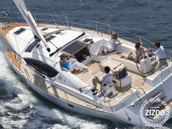 Segelboot Jeanneau Sun Odyssey 54 DS (2009)-0