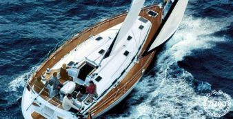 Segelboot Bavaria 49 2005