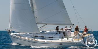 Sailboat Elan Impression 40 2002