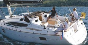 Sailboat Elan 444 2014