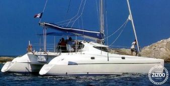 Catamaran Fountaine Pajot Athena 38 2003