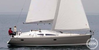 Sailboat Elan 384 2007
