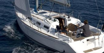Segelboot Dufour 325 2006