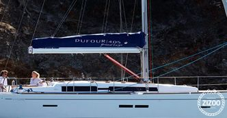 Sailboat Dufour 405 (2012)