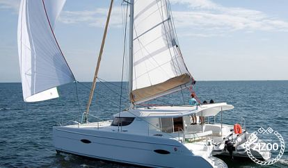 Catamarano Fountaine Pajot Lipari 41 (2011)