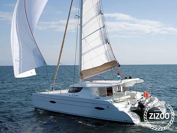 Catamaran Fountaine Pajot Lipari 41 (2011)-0