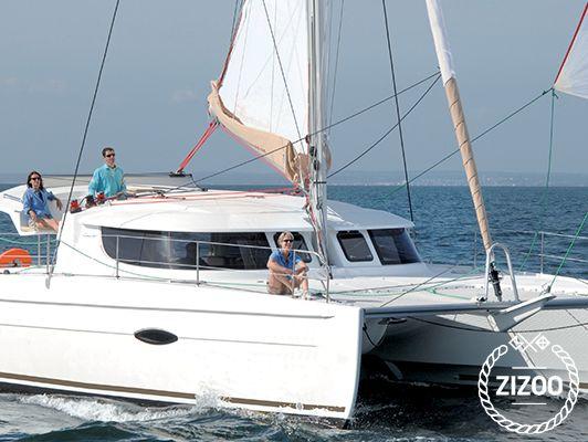 Catamaran Fountaine Pajot Lipari 41 (2011)-2