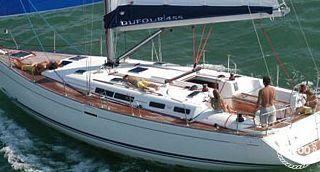 Sailboat Dufour 455 2005