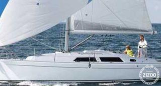 Sailboat Hanse 335 2012