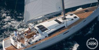 Sailboat Beneteau Oceanis 58 2010