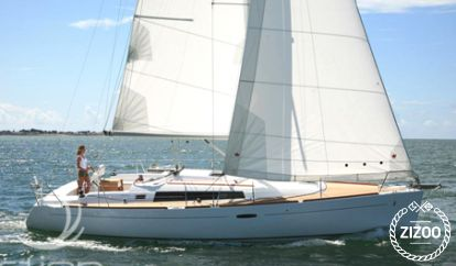 Sailboat Beneteau Oceanis 37 (2009)