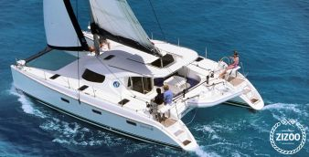 Catamarano Nautitech 40 Open 2014