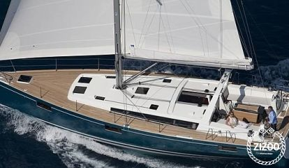 Sailboat Beneteau Oceanis 48 (2013)