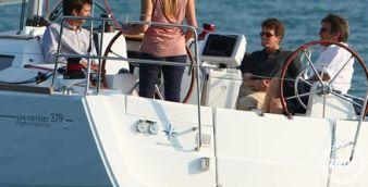 Sailboat Jeanneau Sun Odyssey 379 DL 2012