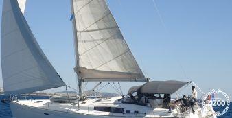 Segelboot Beneteau Oceanis 54 2009