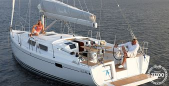 Segelboot Hanse 385 2013