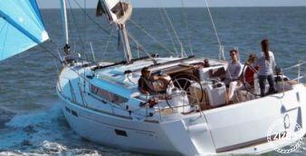 Sailboat Jeanneau Sun Odyssey 469 2013