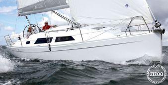 Sailboat Hanse 325 2013