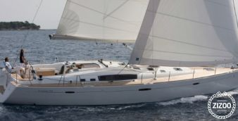 Sailboat Beneteau Oceanis 54 2009