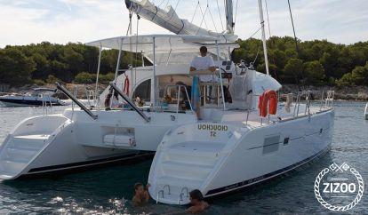 Catamarano Lagoon 380 (2002)
