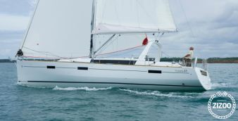 Sailboat Beneteau Oceanis 45 2015