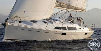 Sailboat Hanse 430 2010