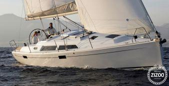 Segelboot Hanse 350 2010