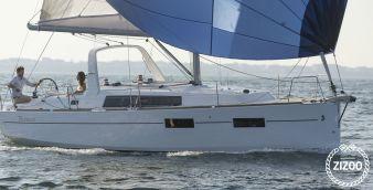Segelboot Beneteau Oceanis 35 2015