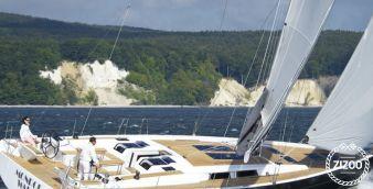 Sailboat Hanse 575 2014