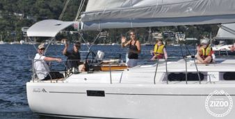 Segelboot Hanse 385 2017