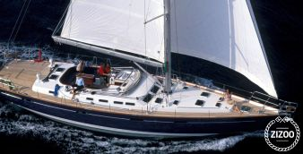 Sailboat Beneteau 57 2006