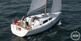 Segelboot Hanse 325 2012