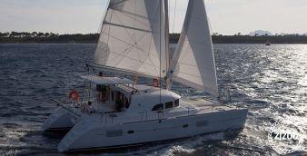 Catamarano Lagoon 380 2007